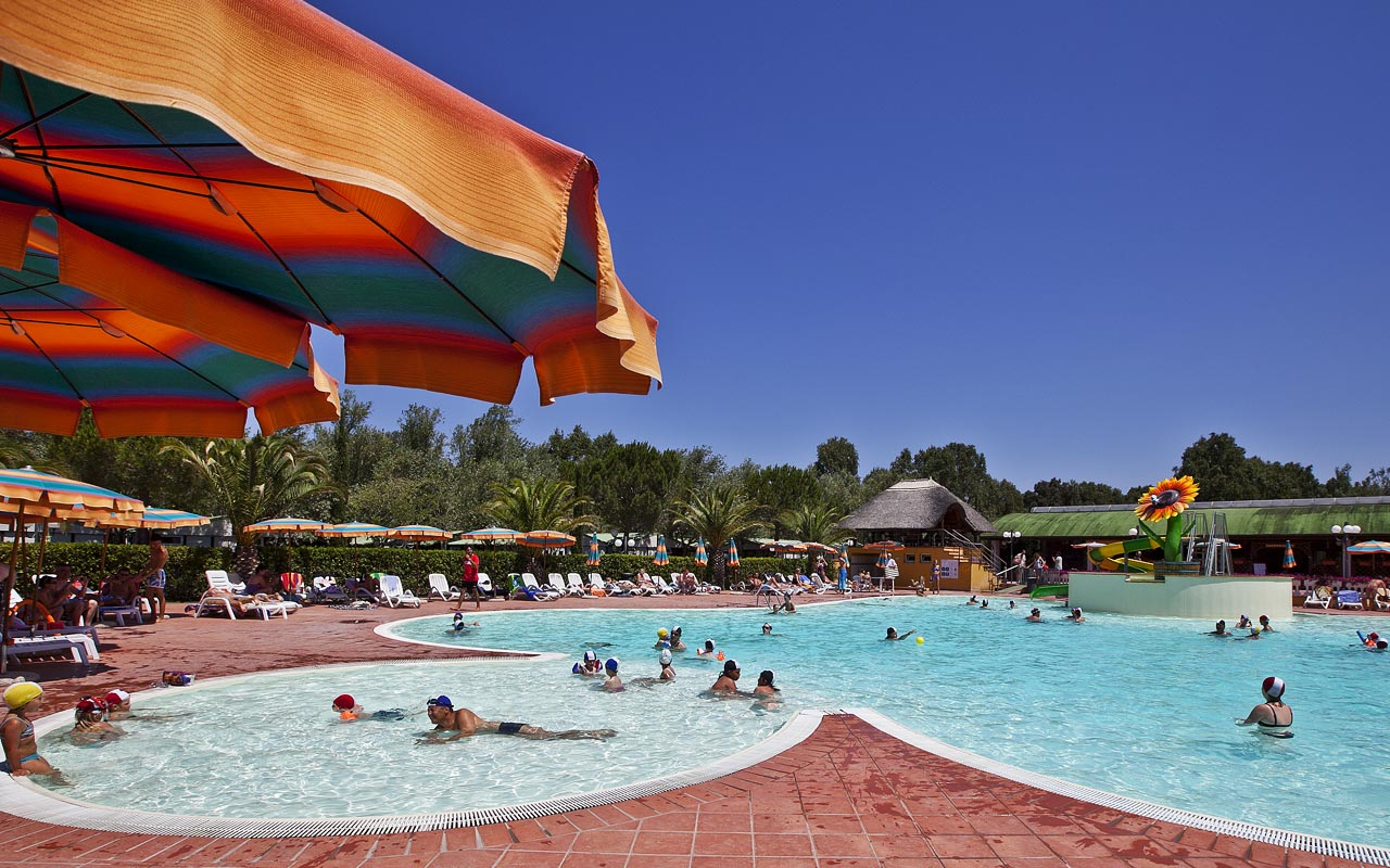 Piscina Camping Free Time